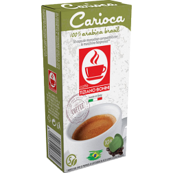 Caffè Bonini Carioca kaffekapsler til Nespresso 10st