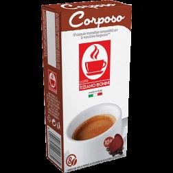 Caffè Bonini Corposo kaffekapsler til Nespresso 10st