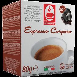 Caffè Bonini Corposo E.S.E kaffepods 50st