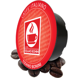 Caffè Bonini Intenso A Modo Mio kaffekapsler 50st