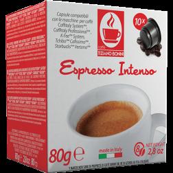 Caffè Bonini Intenso Caffitaly kaffekapsler 10st