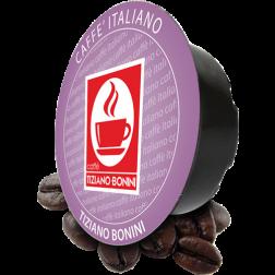 Caffè Bonini Seta A Modo Mio kaffekapsler 50st
