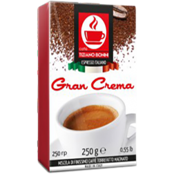 Caffè Bonini Gran Crema formalet kaffe 250g