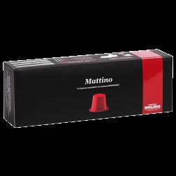 Caffè Mauro Mattino Nespresso kaffekapsler 10st utgånget datum