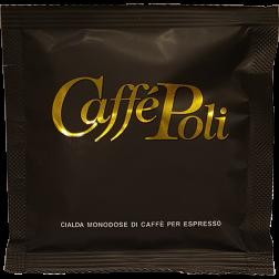 Caffè Poli SuperBar svarta E.S.E kaffepods 18st