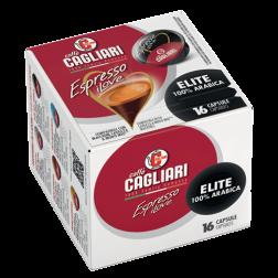 Cagliari Elite A Modo Mio kaffekapsler 16st utgånget datum