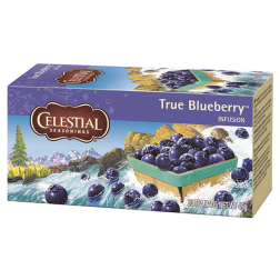 Celestial tea True Blueberry tebreve 20st