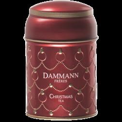 Dammann Frères Sort Jule-Te i løs vægt 100g