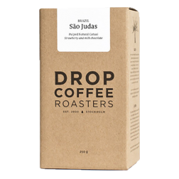Drop Coffee São Judas Brasilien kaffebønner 250g