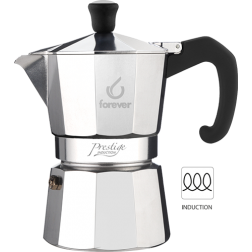 Forever Prestige Espressokande Induktion 9 kopper