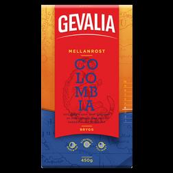 Gevalia Colombia formalet kaffe 450g