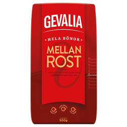 Gevalia Original Medium kaffebønner 500g