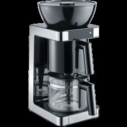 Graef kaffebryggere filter sort 10 kopper FK702