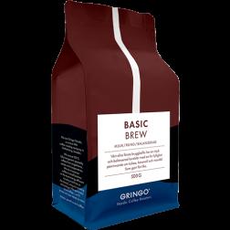 Gringo Basic Brew kaffebønner 500g