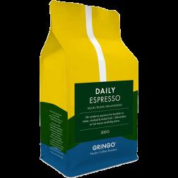 Gringo Daily Espresso kaffebønner 500g
