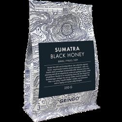 Gringo Sumatra Black Honey kaffebønner 250g