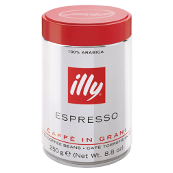 illy Espresso dåse kaffebønner 250g