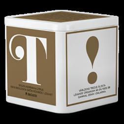 johan & nyström T-Te Douglasgran & Citrus Ekologiskt grön rooibos te i løs vægt 150g