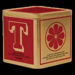 Johan & Nyström T-Te Saffran & Apelsin Ekologiskt svart te i løs vægt 125g