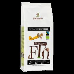 johan & nyström Espresso F.T.O kaffebønner 500g