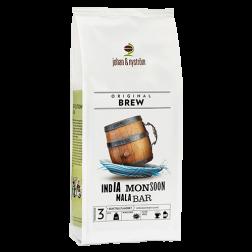 johan & nyström Indien Monsun Malabar kaffebønner 500g