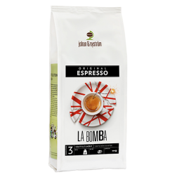 johan & nyström Espresso La Bomba kaffebønner 500g
