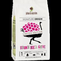 johan & nyström Burundi Heza Gitwe kaffebønner 250g