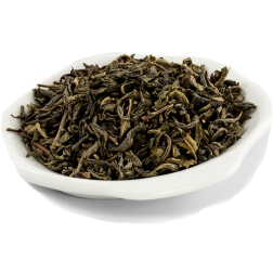 Kahls Hunan Curly Organic Grøn Te i løs vægt 100g