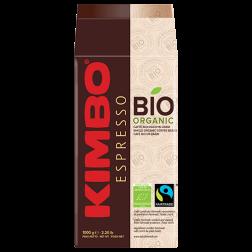 Kimbo Espresso Bio Organic kaffebønner 1000g