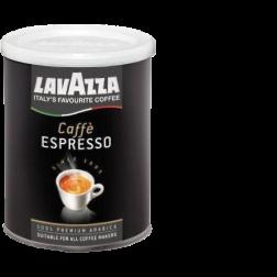 Lavazza 100% Arabica dåse formalet kaffe 250g x12