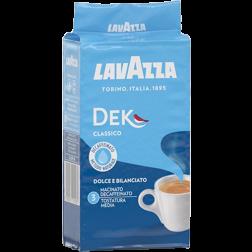 Lavazza Dek Classico formalet kaffe 250g