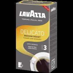 Lavazza Delicato formalet filterkaffe 500g