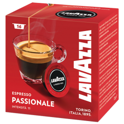 Lavazza A Modo Mio Espresso Passionale kaffekapsler 16st
