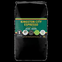 Marley Coffee Kingston City Espresso kaffebønner 500g