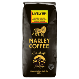 Marley Coffee Lively Up! formalet kaffe 227g