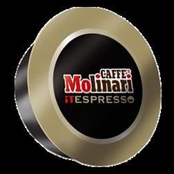 Molinari Blue Qualità Oro kaffekapsler 100st