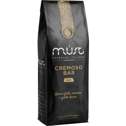 Must Cremoso Bar Gold kaffebønner 1000g