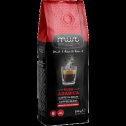 Must Puro Arabica kaffebønner 250g