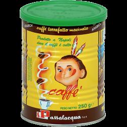 Passalacqua Mekico 100% Arabica dåse formalet kaffe 250g