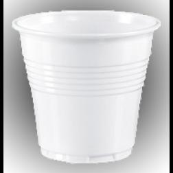 Plastmugg för espresso 8cl 50st