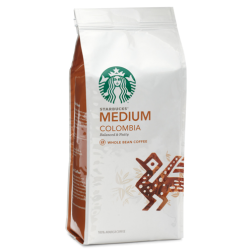 Starbucks Coffee Colombia kaffebønner 250g