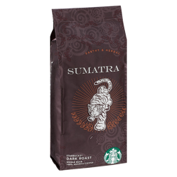 Starbucks Coffee Sumatra kaffebønner 250g utgånget datum