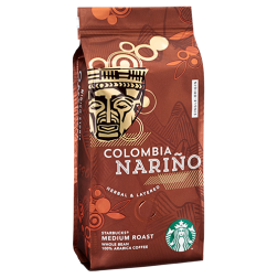 Starbucks Coffee Colombia Nariño kaffebønner 250g
