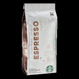 Starbucks Coffee Espresso Roast kaffebønner 250g utgånget datum