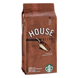 Starbucks Coffee House Blend kaffebønner 250g
