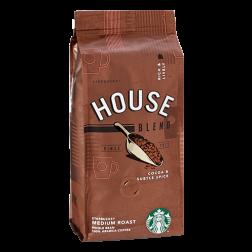 Starbucks Coffee House Blend kaffebønner 250g