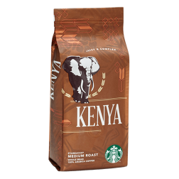 Starbucks Coffee Kenya kaffebønner 250g utgånget datum