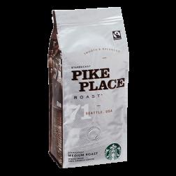 Starbucks Coffee Pike Place Roast kaffebønner 250g