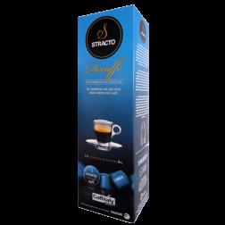 Stracto Decaffe Caffitaly kaffekapsler 10st