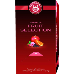Teekanne Premium fruktte tebreve 20st
